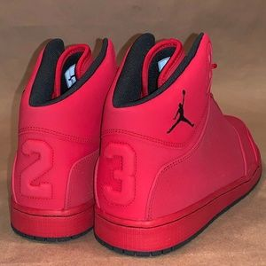 Air Jordan 1 Flight 5 Basketball Shoes, New! 10